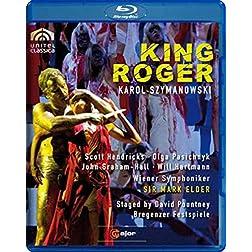 Szymanowski: King Roger [Blu-ray]
