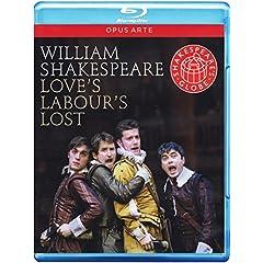 William Shakespeare - Love's Labour's Lost [Blu-ray]