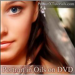 Painter X Tutorials: Portrait in Oils on DVD