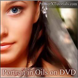 Painter X Tutorials: Portrait in Oils on DVD