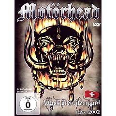 Motorhead - Attack In Switzerland: Live In Concert