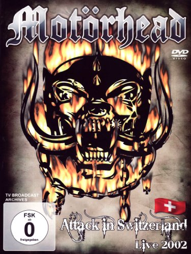 Motorhead - Attack In Switzerland: Live In Concert
