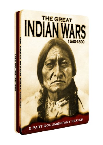 The Great Indian Wars: 1540-1890 - Collectible Tin