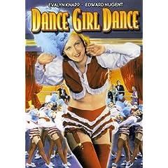 Dance Girl Dance (B&W)