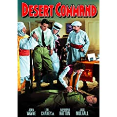 Desert Command (B&W)