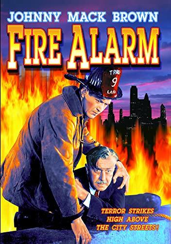 Fire Alarm (B&W)