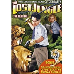 Lost Jungle (B&W)