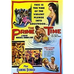 Prime Time (1960) & Flaming Teenage (1956) (B&W)