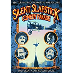 Silent Slapstick Comedy Parade (B&W)