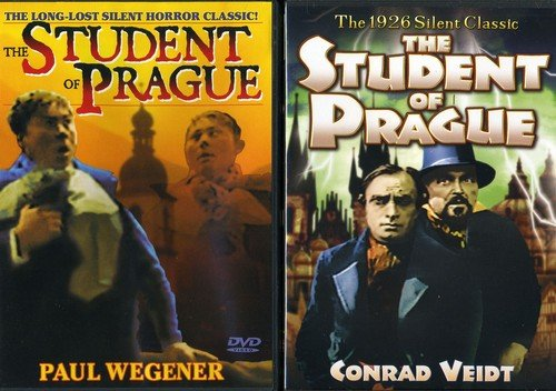 Student of Prague Collection (1913 & 1926) (2pc)