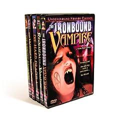 Vampire Night Orgy Collection (5pc) (B&W)