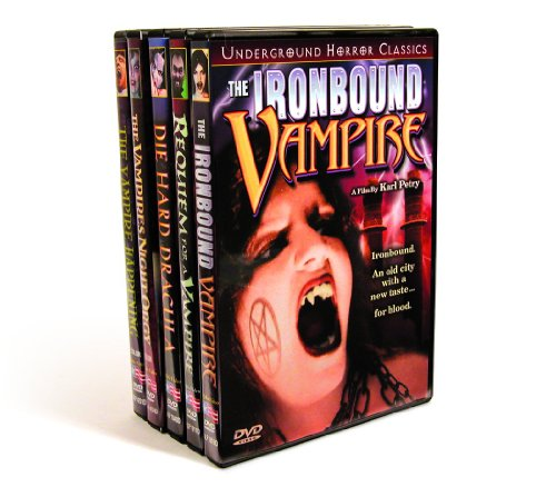 Vampire Night Orgy Collection (5pc) (B&W)
