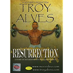 Troy Alves: Resurrection Bodybuilding