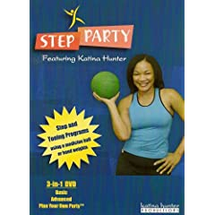 Katina Hunter: Step Party Fitness