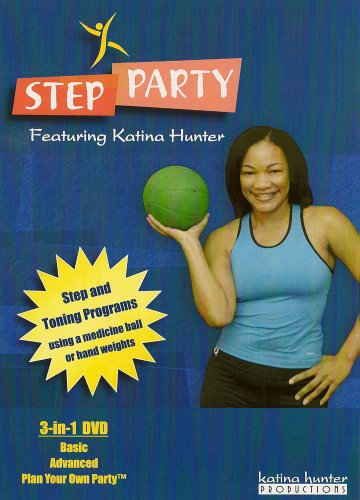 Katina Hunter: Step Party Fitness