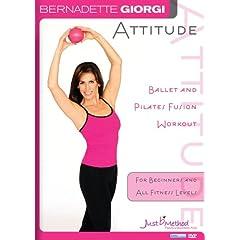 Bernadette Giorgi: Attitude Ballet Pilates Fusion