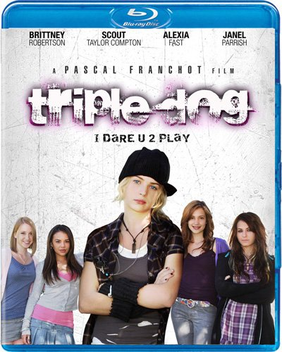 Triple Dog [Blu-ray]