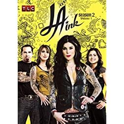 LA Ink: Season 2 Vol 1