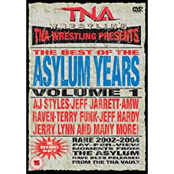 Tna Wrestling: Best of Asylum Years 1