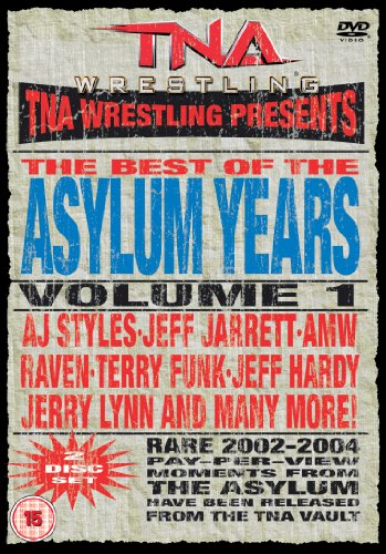 Tna Wrestling: Best of Asylum Years 1