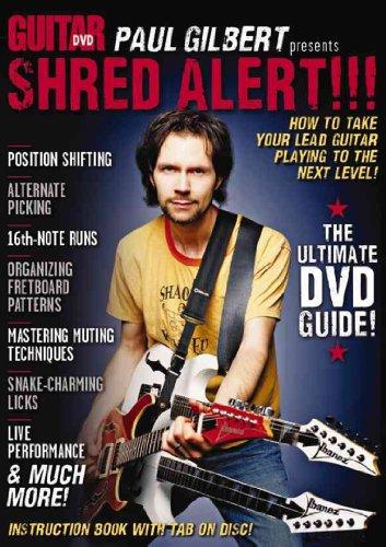 Guitar World: Paul Gilbert Presents: Shred Alert