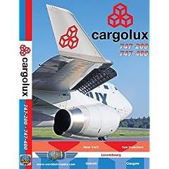 Cargolux Boeing 747-200 & Boeing 747-400