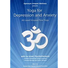 Yoga for Depression and Anxiety DVD