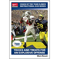 Tricks and Treats for an Explosive Offense