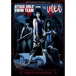 Attack Girls Swim Team vs The Undead