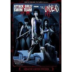 Attack Girls Swim Team vs The Undead