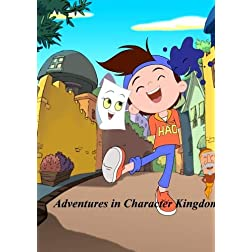 Adenture in character Kingdom