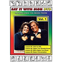 Sign Language Course: Volume 1