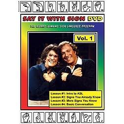 Sign Language Course: Volume 1
