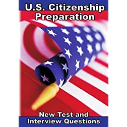 CITIZENSHIP PREPARATION - New Test & Interview