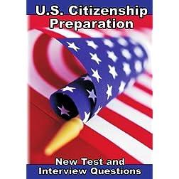 CITIZENSHIP PREPARATION - New Test & Interview