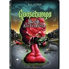 Goosebumps: The Blob That Ate Everyone