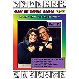 Sign Language Course - Vol. 7
