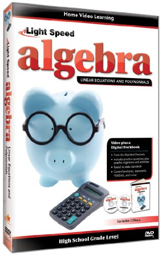 Light Speed Algebra: Linear Equations and Polynomials