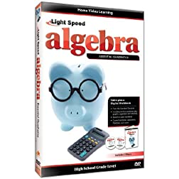 Light Speed Algebra: Essential Quadratics