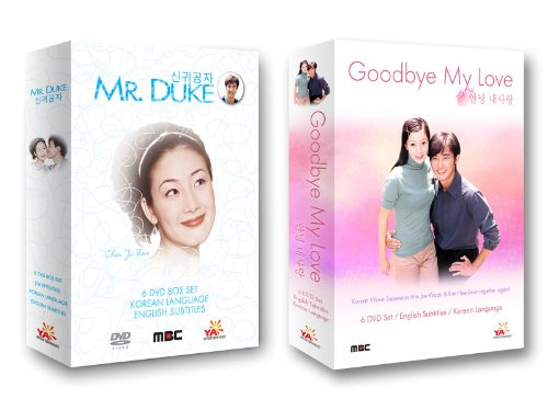 Korean TV Drama 2-pack: Mr. Duke + Goodbye My Love