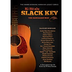 The Hawaiian Way - Ki Ho`alu Slack Key