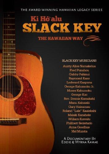 The Hawaiian Way - Ki Ho`alu Slack Key