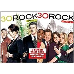 30 Rock: Season 1 & 2