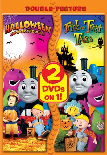 Hit Favorites: Halloween Spooktacular/Trick or Treat Tales (Double Feature)