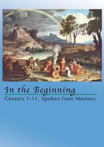 Genesis 1-11 quoted from memory in the Holy Land