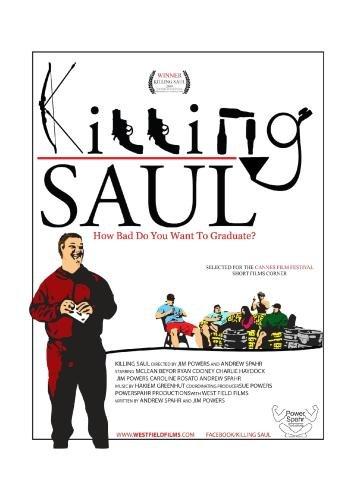 Killing Saul