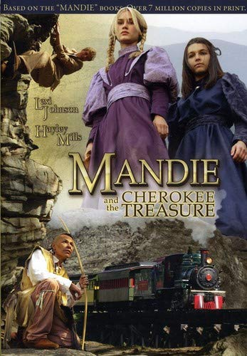 Mandie And The Cherokee Treasure