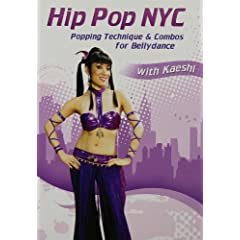Hip Pop NYC: Popping Technique & Combos for
