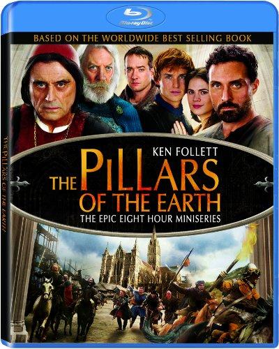 The Pillars of the Earth [Blu-ray]