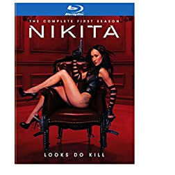 Nikita: The Complete First Season [Blu-ray]